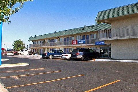 фото Motel 6 Fort Stockton 609453465