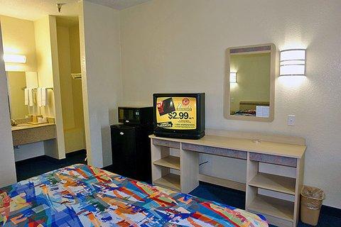 фото Motel 6 Humble 609606573