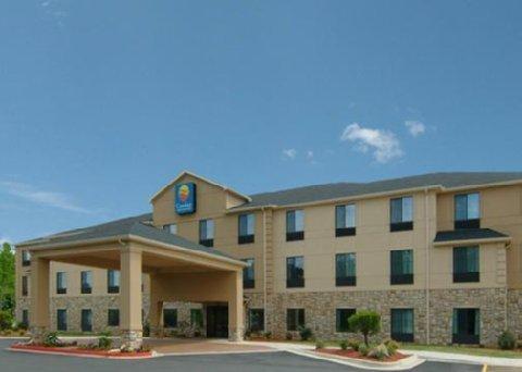 фото Comfort Inn & Suites Russellville 609622573