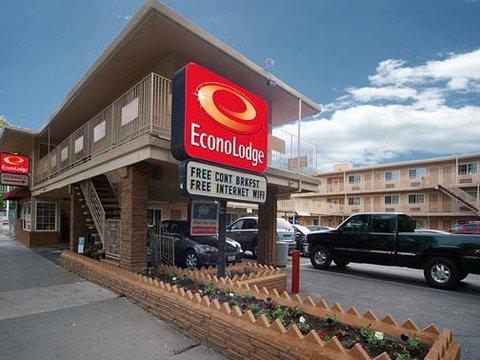 фото Econo Lodge Sacramento 609681675