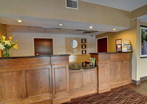 фото Comfort Inn Clinton 609812521