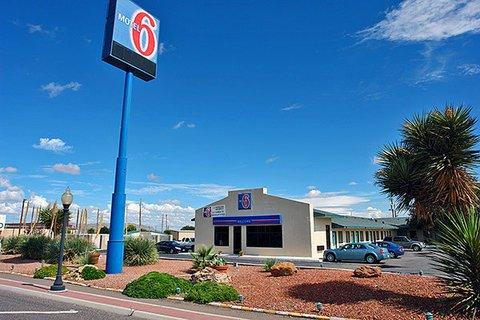 фото Motel 6 Van Horn 609827369
