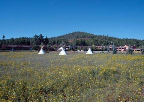 фото Mountain Ranch Resort Quality Inn 609874054