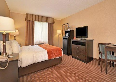 фото Comfort Inn Millersburg 609895883