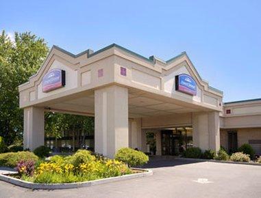 фото Howard Johnson Hotel Yakima 609896013
