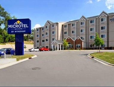 фото Microtel Inn & Suites Hoover 609915070