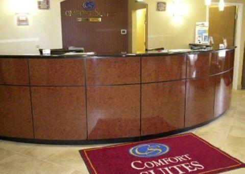 фото Comfort Suites Merrillville 609939784