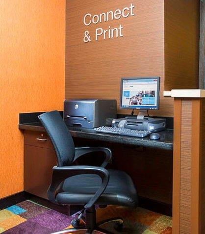 фото Fairfield Inn & Suites Findlay 609987101