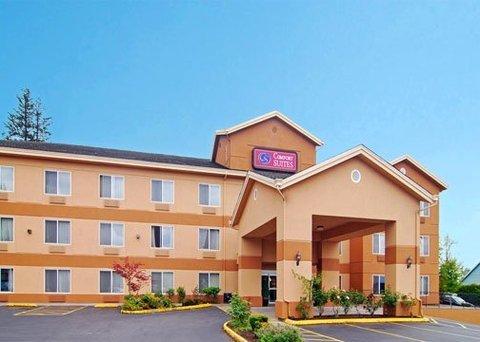 фото Comfort Suites Portland Southwest 609999988