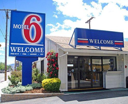 фото Motel 6 Bishop 610016448