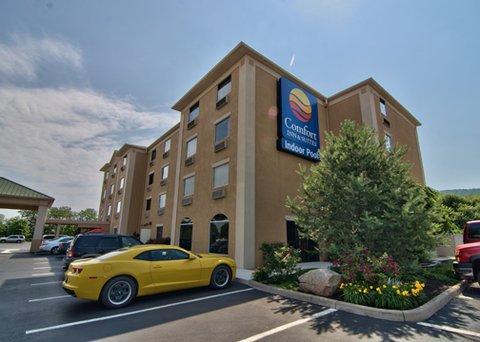 фото Comfort Inn & Suites Wilkes-Barre 610222710
