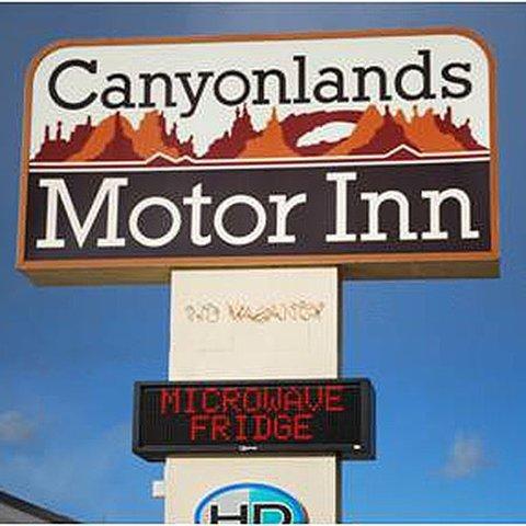 фото Canyonlands Motor Inn Monticel 610374369