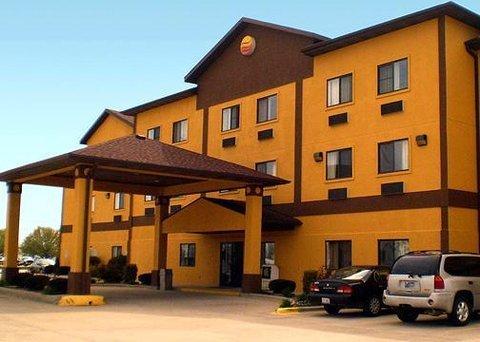 фото Comfort Inn & Suites Main St 610447216