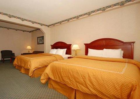 фото Comfort Suites Crossville 610575034