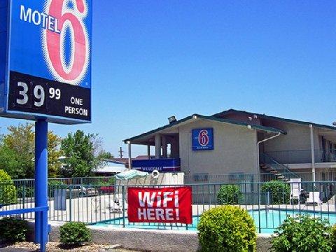 фото Motel 6 Red Bluff 610640501