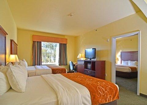 фото Comfort Suites Texarkana 610654239