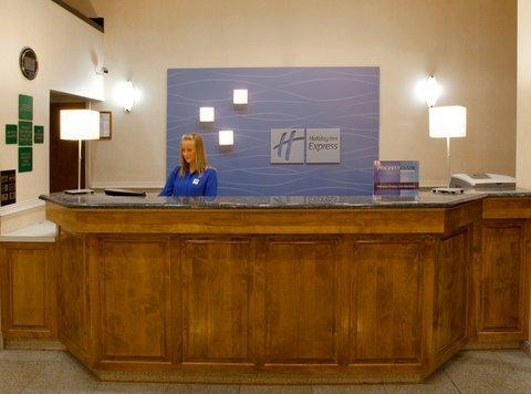 фото Holiday Inn Express Richmond-Mechanicsville 610718423