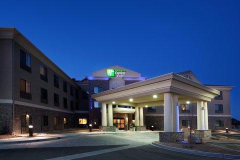 фото Holiday Inn Express and Suites Los Alamos Entrada Park 610731872