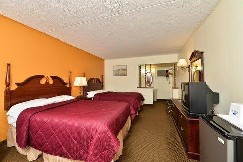 фото Americas Best Value Inn Ronks 610771657