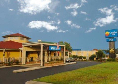 фото Comfort Inn University Hattiesburg 610859175