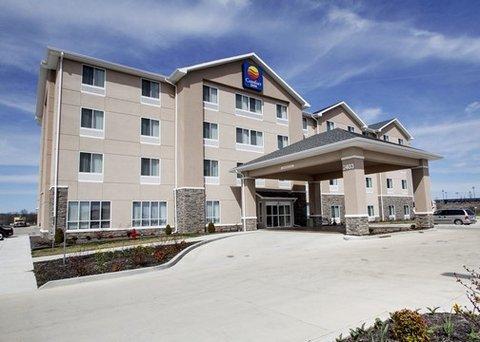 фото Comfort Inn Marion 610885619