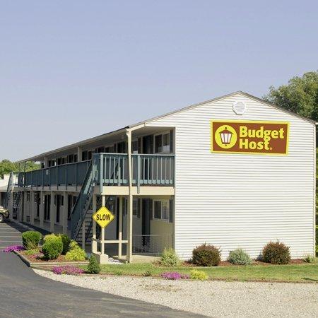 фото Budget Host Coach Inn Athens 611487609