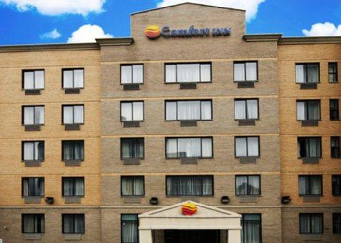 фото Comfort Inn Brooklyn 611645086