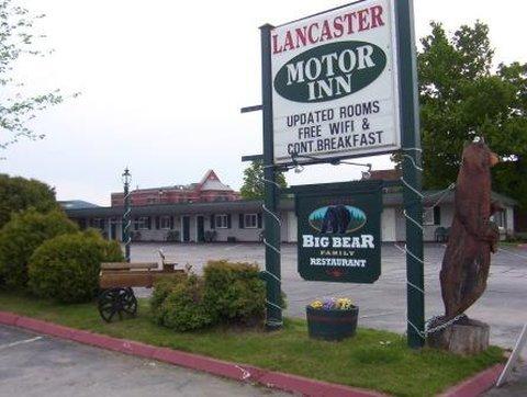 фото Lancaster Motor Inn 611747843