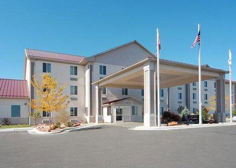 фото Comfort Inn & Suites Riverton 612498810