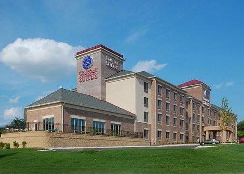 фото Comfort Suites Park Place 613239207