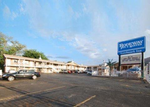 фото Rodeway Landmark Inn 613257343