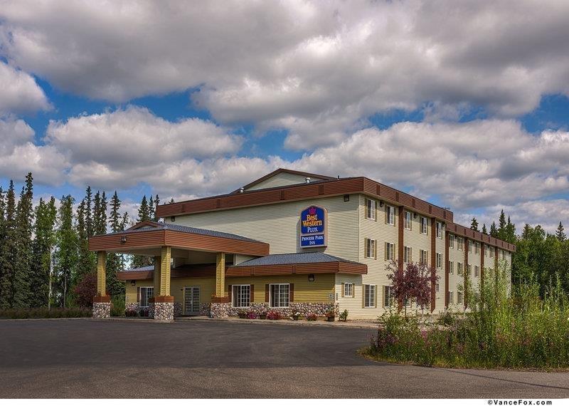 фото BEST WESTERN PLUS Fairbanks - Ice Park Hotel 615829511