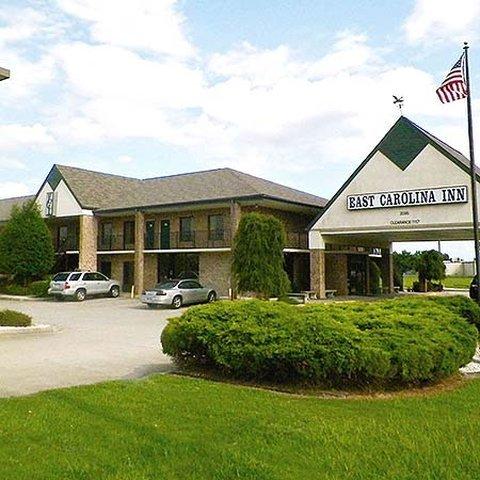 фото East Carolina Inn - Greenville 619174485