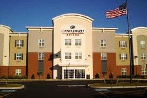 фото Candlewood Suites Logan Hotel 620746347