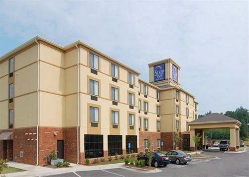 фото Sleep Inn & Suites Auburn 631724483
