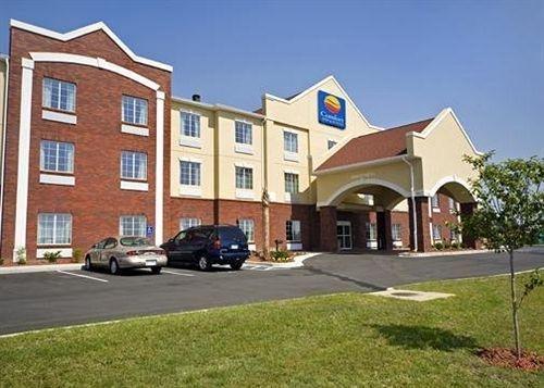 фото Comfort Inn & Suites 631739614
