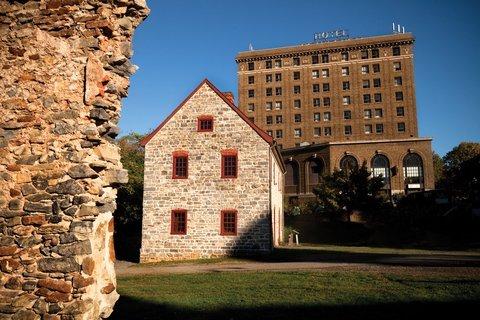 фото Historic Hotel Bethlehem 632215344