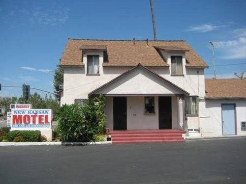 фото New Kansan Motel 668581318