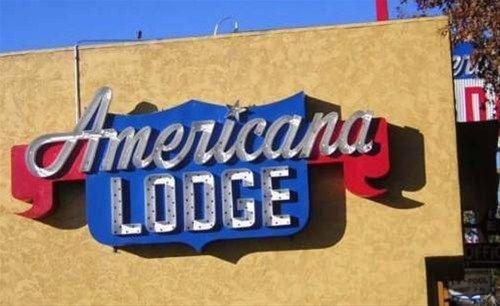 фото Americana Lodge 668581349