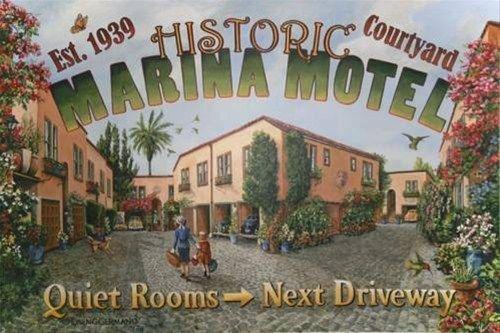 фото Marina Motel 668582485