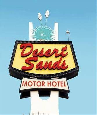 фото Desert Sands Motel 668604998
