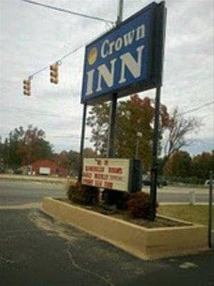 фото Crown Inn 668614729