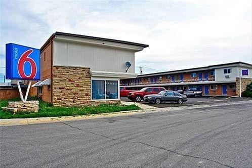 фото Motel 6 Riverton 668623889