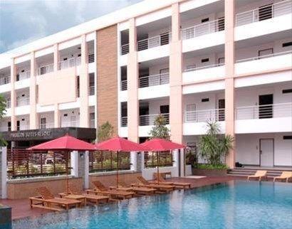 фото Paragon Suites Resort 668706780