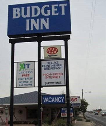фото Budget Inn Motel Dalhart 668745201