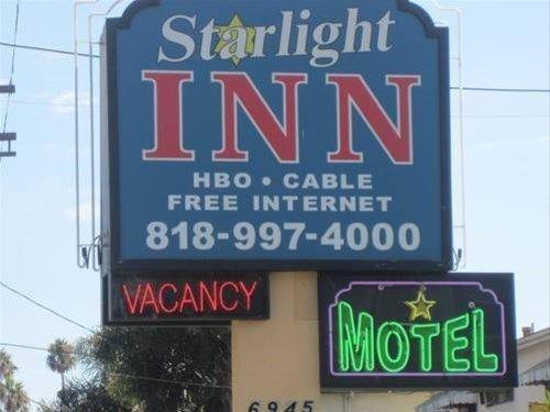 фото Starlight Inn Van Nuys 668747534