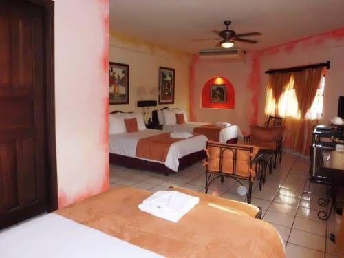 фото Hotel Camino Maya 675375787