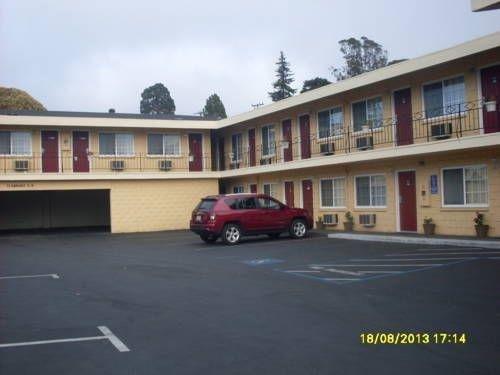 фото Motel Santa Cruz 677458451