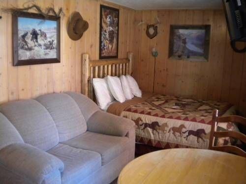 фото Moose Creek Cabins 677589049