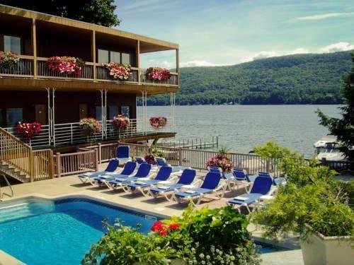 фото Lake Crest Inn 677611724